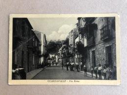 GUARDAVALLE VIA ROMA. 1955 - Catanzaro