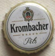 Chapa Kronkorken Cap Tappi Cerveza Krombacher Pils. Alemania - Cerveza