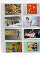 Collection De 23 Cartes Tir à L'arc Archery  Port En Plus - Sport
