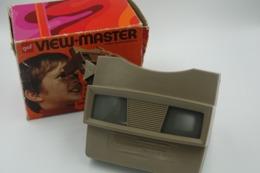 VIEW-MASTER Vintage : GAF View-master With Original Box - Made In Belgium - Original - Reels - Viewmaster - Stereoviewer - Action Man