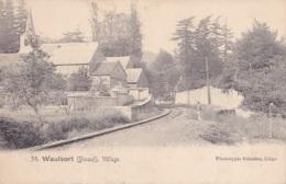Waulsort Village Circulée En 1909 - Dinant