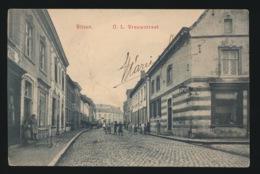 BILZEN - O.L.VROUWSTRAAT    2 AFBEELDINGEN - Bilzen