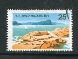 AUSTRALIE- Y&T N°596- Oblitéré - Gebraucht