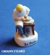Fèves Fève Thibault Bergeron 2009 Les Vieux Métiers Le Potier*640* - Characters