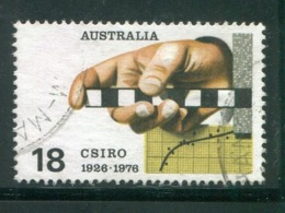 AUSTRALIE- Y&T N°590- Oblitéré - Gebraucht
