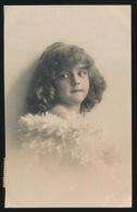 BELLE FILLETTE  MOOI MEISJE  CARTE PHOTO  FOTOKAART - Enfants