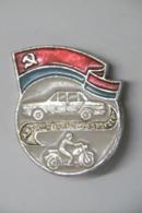 Pin's - Automobile Motos ABTOMOTO - Pins