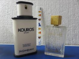 2vapo YSL  Kouros, Cinema - Bottles (empty)