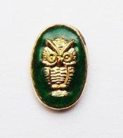 Mini Pin's Chouette - ANIMAUX - Dieren