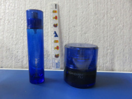 2 Vapo YSL Nu - Bottles (empty)