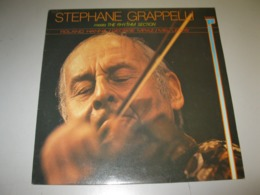 """VINYLE STEPHANE GRAPPELLI """"MEETS THE RHYTHM SECTION"""" 33 T FREEDOM / VOGUE (1975) - Non Classificati"""