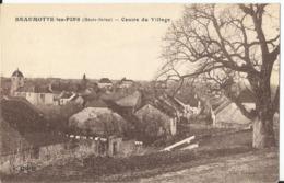 CPA - 70 - Haute Saone - Beaumotte Les Pins - Centre Du Village - France