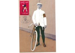 Carte / Distribution Du Courrier  /  Lens /  30-31 / 10 / 93 - Maximum Cards