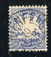 GS 1311 Bavaria 1881 Mi.#50 (o)  (cat. 1.€) - Bayern