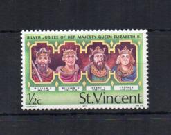 Gran Bretagna - (Vecchie Colonie E Protettorati - ST. VINCENT) - 1977 - Nuovo - Linguellato * - (FDC17925) - St.Vincent (...-1979)