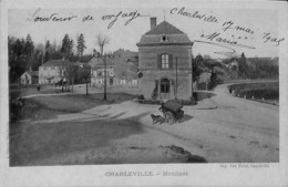 08 - Charleville - Moulinet (animée, Attelage Chien Précurseur, A. Gelly) - Charleville