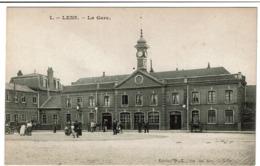 Lens - La Gare - Edit. P.-L. Rue Des Arts Lille - 2 Scans - Lens