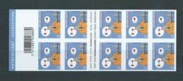 Timbre Non Dentelé BD Numéroté (n° 648) Le Chat Carnet 88 Cote 60 € - Belgium