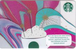 Geschenkkarte Starbucks Deutschland Card Gift - Gift Cards