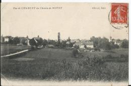 CPA - 70 - Haute Saone - Chancey - Chemin De Motey - France