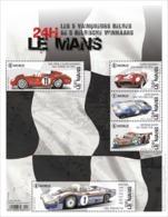Belg. 2019 - Les Cinq Vainqueurs Belges Des 24h Du Mans ** De 5 Belgische Winnaars - Belgium