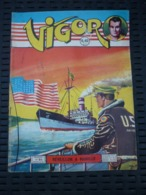 Vigor Mensuel N°86: Réveillon à Manille/ Artima, 1961 - Magazines Et Périodiques