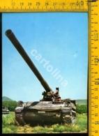 Militare Esercito Semovente M. 107 Con Cannone - Militari