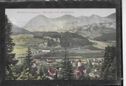 AK 0348  Bludenz Mit Montigel ( Montikel ) Und Scesaplana / Verlag SYtengel & Co Um 1905 - Bludenz