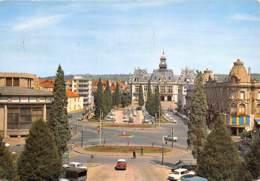 VICHY Place De L Hotel De Ville 14(scan Recto-verso) MA904 - Vichy