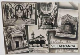 VILLAFRANCA - MODENA - Vedutine - Saluti Da Villafranca  - Nv - Modena