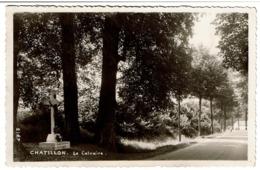 Carte Photo - Chatillon - Le Calvaire 1951 - Edit. Mosa N° 2167 - 2 Scans - Saint-Léger
