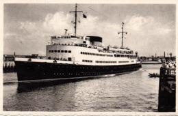 Ostende - Houseboats
