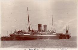 Cambria - Houseboats