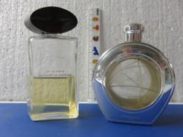 2 Flacon , Mystere,  Globe Rochas - Bottles (empty)