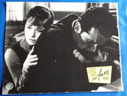 "AUDREY HEPBURN Im Kino-Film ""Infam"" # Original Altes Kinoaushangfoto, Ca. 29 X 23 Cm # [19-3276] - Fotos"