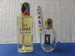 1 Factice  In Love, 1 Vapo YSL, - Bottles (empty)