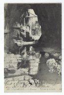 CPA - Algérie - Constantine - Le Rhummel - Intérieur De La Grotte - Constantine