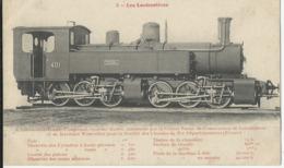 Locomotives  No2 - France