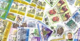 BID Belarus KILOWARE StampBag 500g (1LB-1½oz) Commemoratives - Lots & Kiloware (min. 1000 Stück)