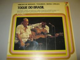 VINYLE VINICIUS DE MORAES / TOQUINHO / MARIA CREUZA 33 T ELEVEN / LINEATRE / RCA (1984) - World Music