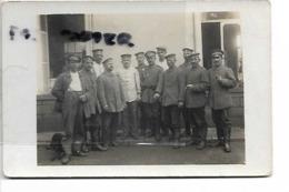 59  SIN LE NOBLE      SOLDATS ALLEMANDS 1916 - Sin Le Noble