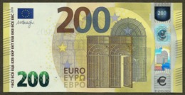 France - 200 Euro - U003 A2 - UA8069257515 - UNC - EURO