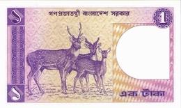BANGLADESH   P.  6Ba 1 T 1982 UNC - Bangladesch