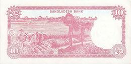 BANGLADESH P. 21a 10 T 1978 UNC - Bangladesh