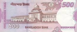 BANGLADESH P. 43a 500 T 2002 UNC - Bangladesh