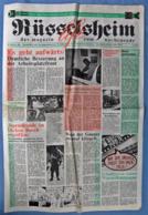 Rüsselsheim Das Magazin Zum Wochenende  -  Vom 19.11. 1994  -  Mit Regionalen Nachrichten , Interessanten Berichten - Tijdschriften