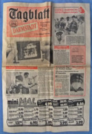 Tagblatt Darmstadt  -  Vom 29.8. 1985  -  Mit Regionalen Nachrichten , Interessanten Berichten - Magazines & Newspapers