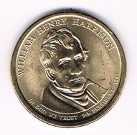 1 Dollar William Henry Harrison, UNC, 2009 - EDICIONES FEDERALES