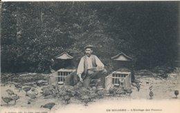 En Sologne - Menestreau En Vilette (45 Loiret) Monsieur Gervais éleveur De Faisans - édit Audinet (vue 2) - France
