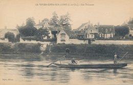 Le Vivier Cour Sur Loire (41 Loir Et Cher) Les Terrasses - Le Passeur ? - édit Bigre - France